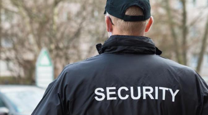 Security Guard Toronto