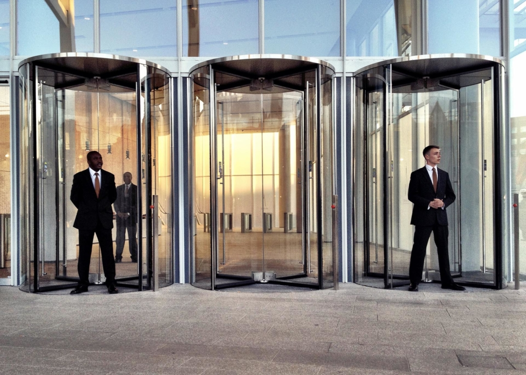 commercial security solutions