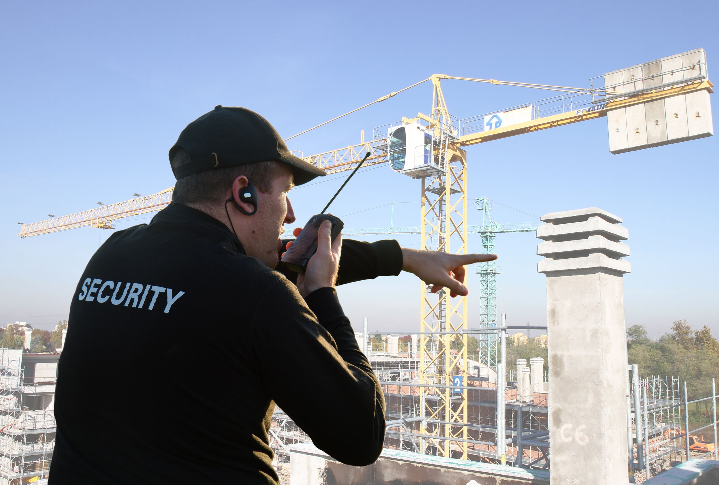 Construction Security Guards