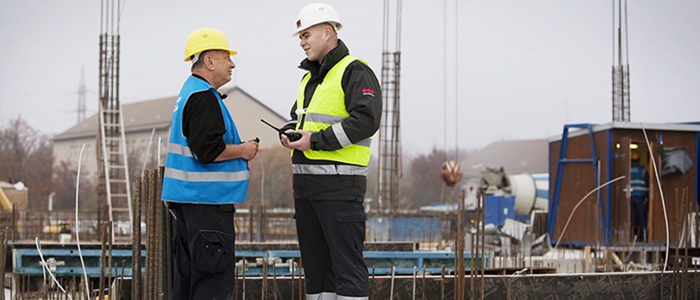 security for construction site