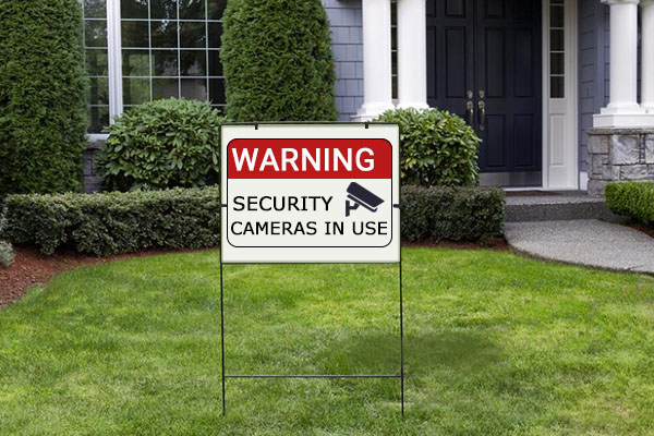 yard security
