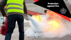 protection against fire