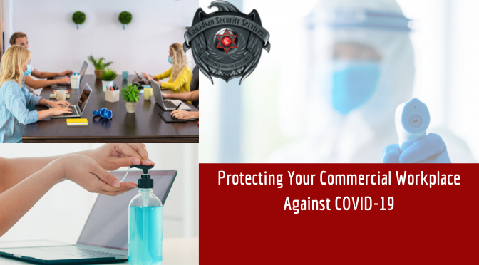 Protecting Your Commercial Workplace Against COVID-19
