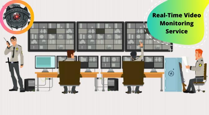 Video Monitoring Service