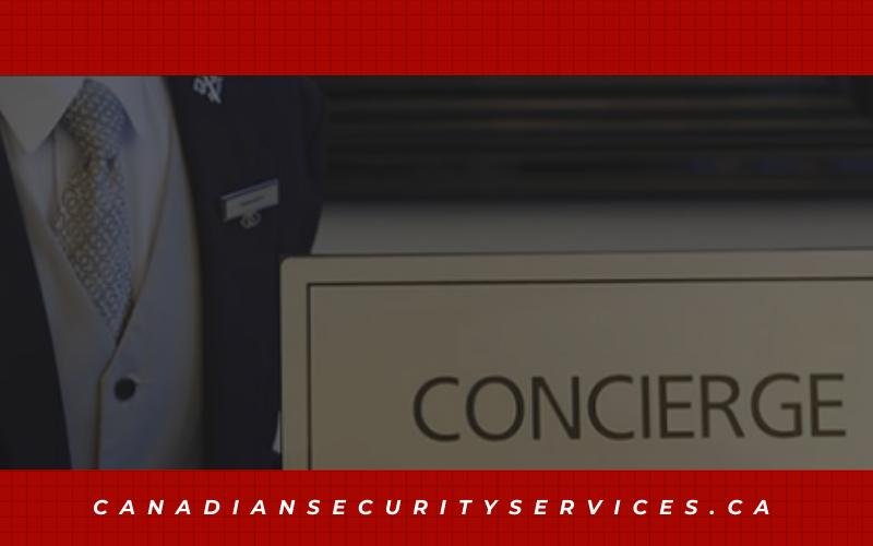 Concierge Security Toronto