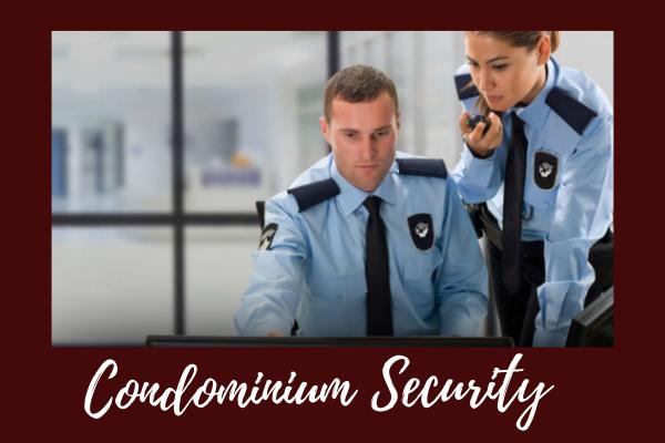 Condominium Security Toronto