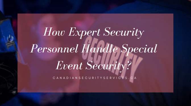 Security Companies in Toronto